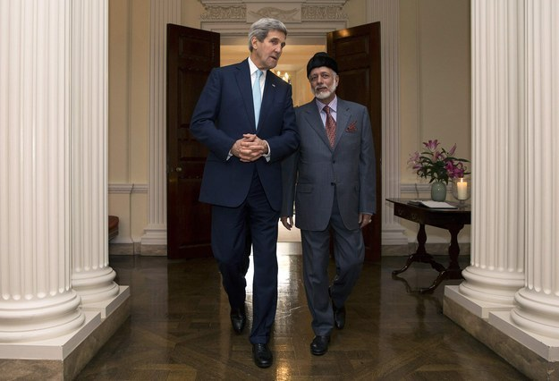 How Oman Became A Key Player In The Iran NuclearTalks