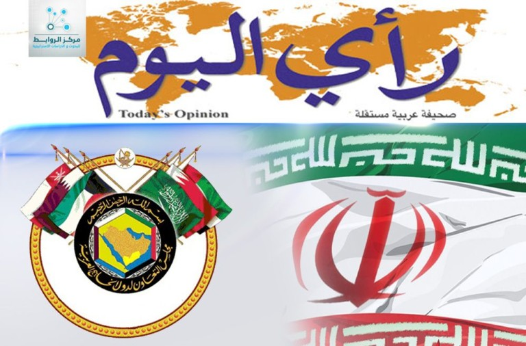 Arab Gulf countries and Iran : To  responde  to what is written in an editorial in Al-Rai Al-Youm
