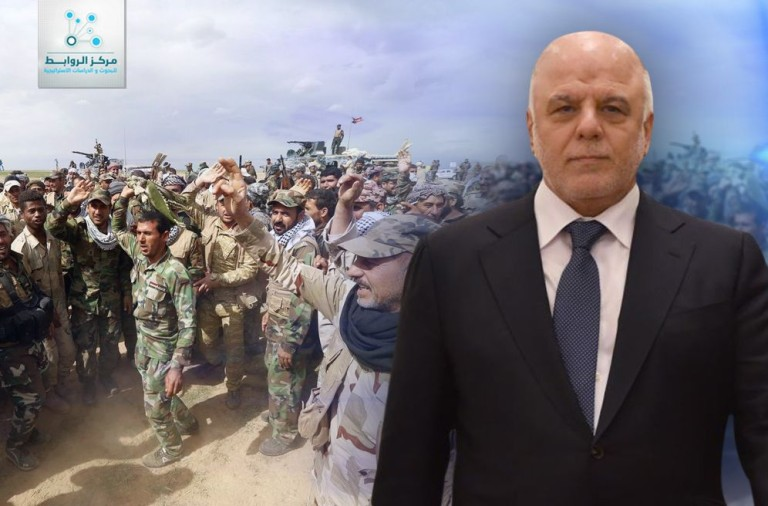 The effect of institutionalization of the militias of popular crowd  on the unity of Iraq