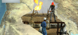 The history of natural Gas in Iraq