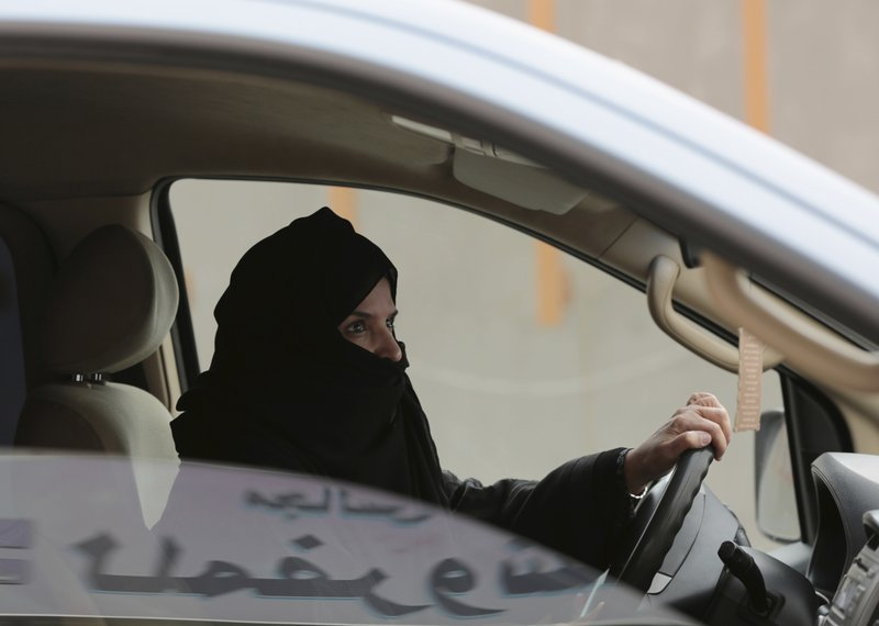 Saudi Arabia to allow women to drive for 1st time next year