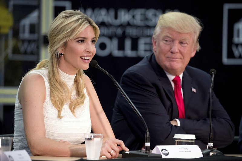 In Ivanka's China, business ties shrouded in secrecy