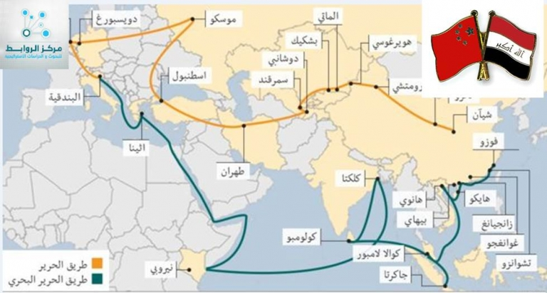 al hareer road is a 12000 km long land and sea road linking asia the middle east and europe hundreds of years ago with commercial cultural religious and