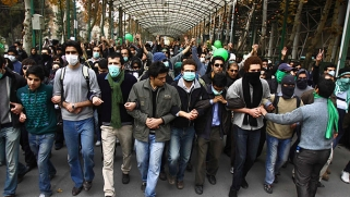Iran marks end of 2009 vote unrest amid new demonstrations