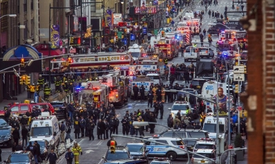 After NYC subway bombing, Trump slams 'chain migration