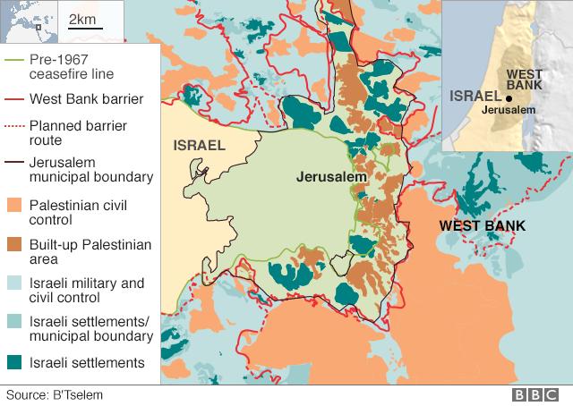 US to recognise Jerusalem as Israels capital rawabt center