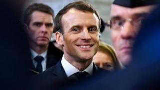 France: Emmanuel Macron's marvellous manoeuvres this week