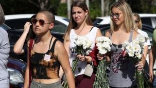 Florida school shooting: NRA 'doesn't back any ban'