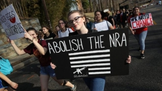 Florida shooting: NRA-linked firms hit by consumer boycott