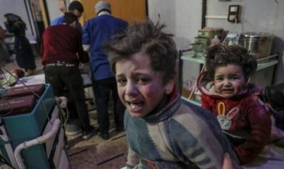 Syria war: Dozens of civilians killed in Eastern Ghouta strikes