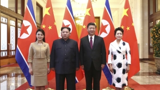 Kim, Xi portray strong ties after N. Korean leader's visit