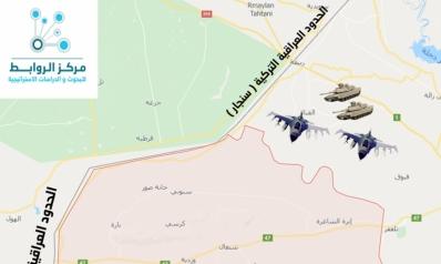 Sinjar and the Turkish targets