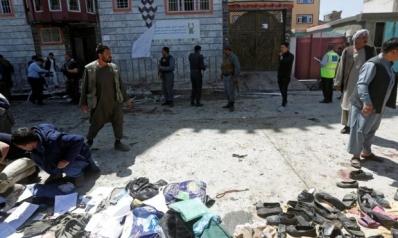 Afghanistan: Kabul voter centre suicide attack kills dozens