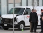 Toronto van attack: Suspect quizzed after 10 pedestrians killed