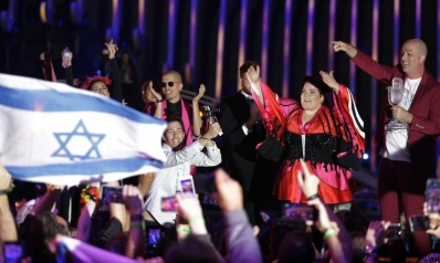 Israelis go wild after Eurovision Song Contest victory