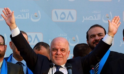 Low turnout in first vote for Iraqis since victory over IS