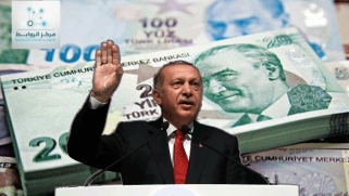 Erdogan: The decline of the lira is an economic war against Turkey