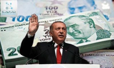 Erdogan: The decline of the lira is an economic war against Turkey