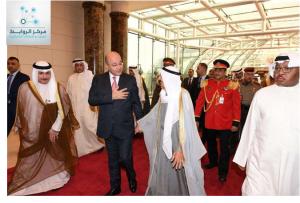 From Kuwait: Iraqi President Barham Salih starts his Gulf tour