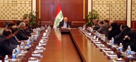 مجلس الوزراء يوافق على مشروع قانون الموازنة الاتحادية لعام 2015