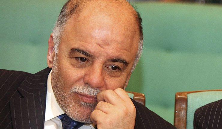 ضربة إيرانية ضد العبادي