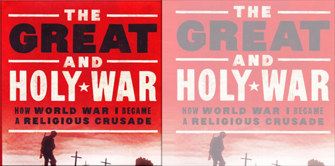 الحرب العظمى والمقدسة