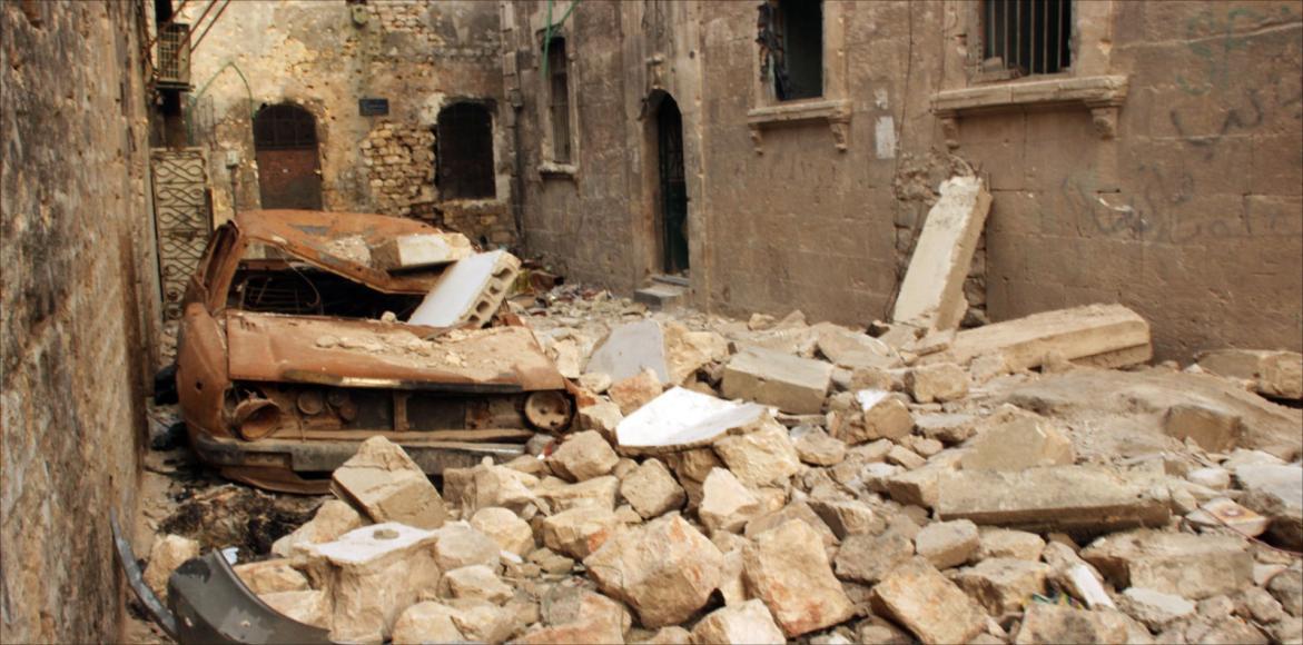 حلب آخر المدن البائسة