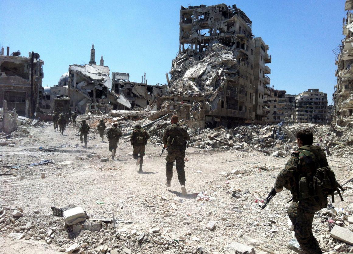 سوريا.. إلى السلام دون أوهام