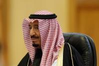 لقاء الرياض: أوباما يجتمع مع العاهل السعودي الجديد