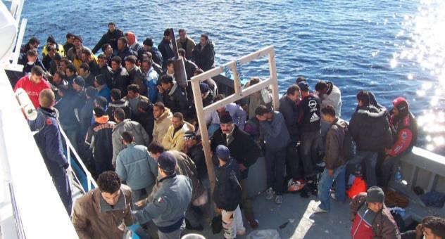 تحركات متزايدة: المسارات المحتملة للهجرة غير الشرعية في الدول العربية