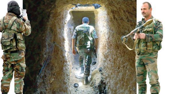 جيش الأسد.. الملاذ الأخير  يحمي دمشق والمطارات.. وفقد قدرته على الهجوم في الشمال والشرق