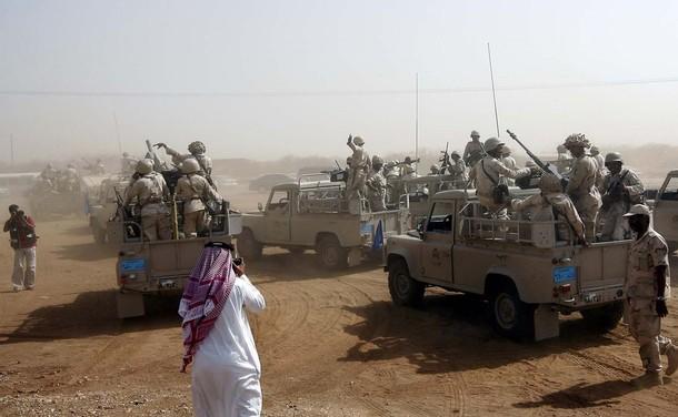 الوضع على الحدود اليمنية – السعودية