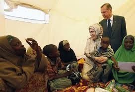 السياسة الخارجية التركية تجاه إفريقيا