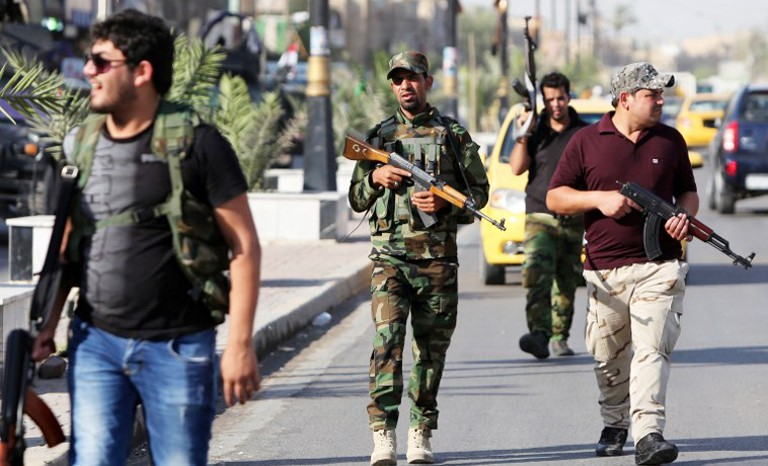 الميليشيات الشيعية في العراق: رأس حربة الحكومة