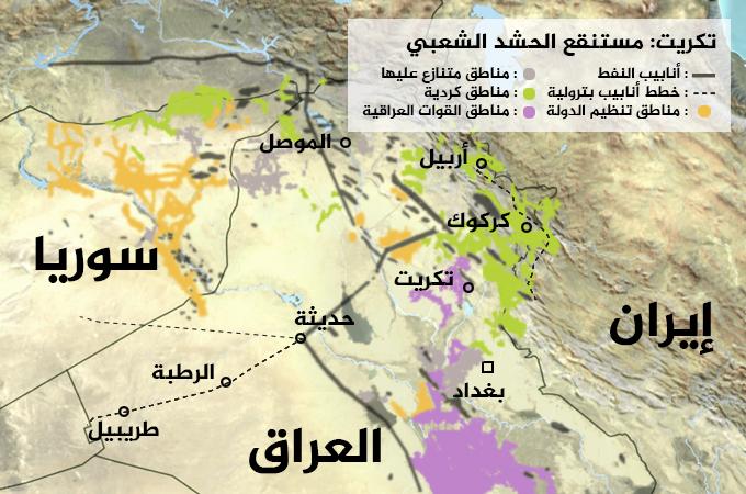 الحشد الشعبي: القوة النظامية البديلة في العراق