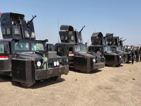 إستراتيجية التحالف الدولي مع داعش وما بعدها