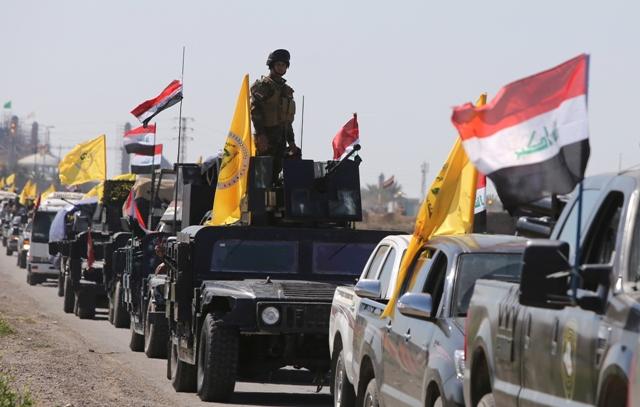 بغداد للبنتاغون: مفاجأة.. لقد هاجمنا تكريت!