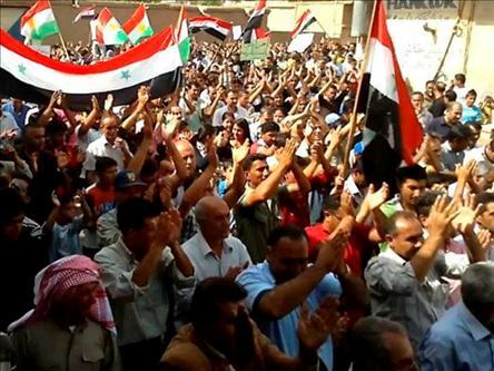 من الذي نفذ «المؤامرة» على سوريا؟