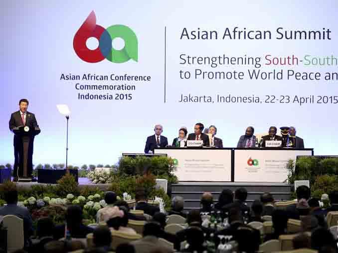 """مؤتمر """"باندونج"""": الاقتصاد العالمي بحاجة الى نظام جديد"""