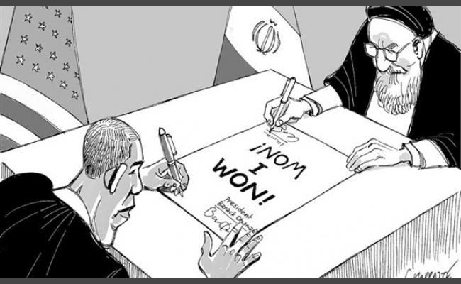 نقاط الاختلاف بين الروايتين الإيرانية والأمريكية للاتفاق النووي