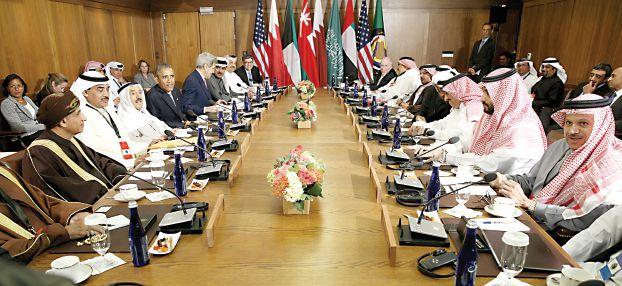 حزم في الموقف الخليجي وعزم على علاقة استراتيجية مع واشنطن