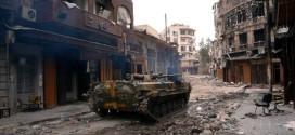 """""""جيش في جميع الزوايا""""…استراتيجية الاسد في سوريا"""