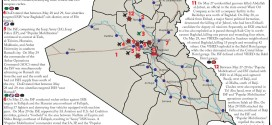 تقرير يكشف الوضع في العراق خلال الفترة 27-29 ايار/2015