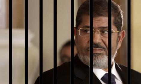 هل يُعدم مرسي وبديع والشاطر؟