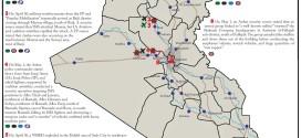 تقرير يكشف الوضع في العراق خلال 30 نيسان-1 ايار/ 2015