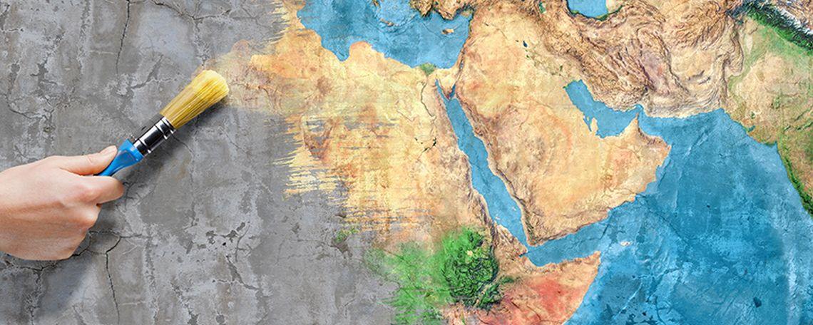 هندسة الامن الخليجي في ضوء النزاعات الاقليمية والدولية