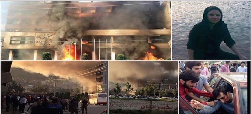 إيران تشتعل.. فهل تخمد حرائقها في المنطقة العربية؟