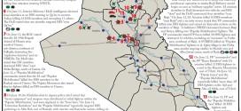 تقرير يكشف الوضع في العراق خلال يومي 11-12 حزيران/2015