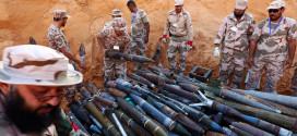 من اين تحصل الجماعات المتمردة على السلاح؟