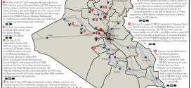 تقرير يكشف الوضع في العراق خلال الفترة 8-10 حزيران/2015